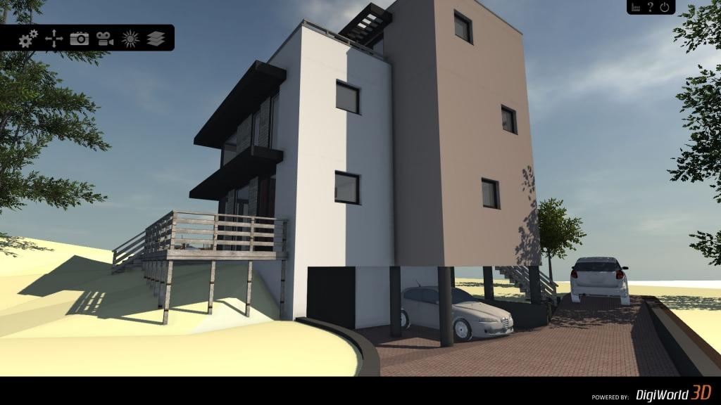 Nog voor de bouw virtueel thuiskomen
